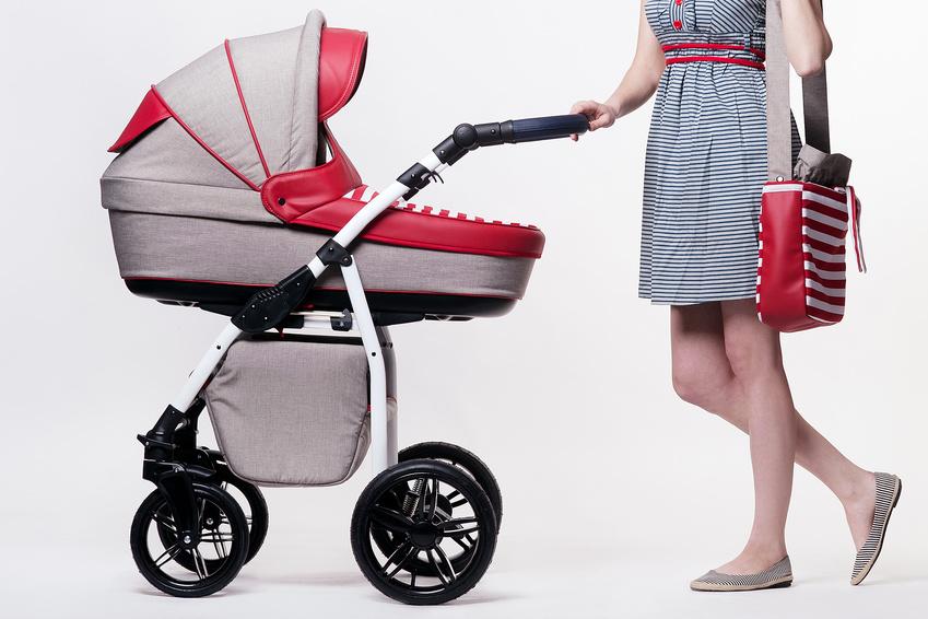 Kinderwagen für Neugeborene