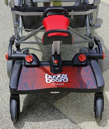 buggy board mit sitz
